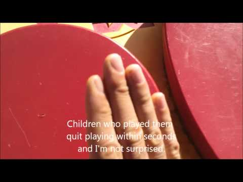 Playground musical instrument review - Child's Play Music