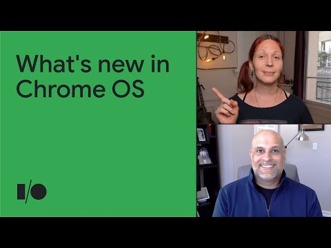 What's new in Chrome OS | Keynote