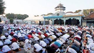 Doa Niat Sholat Id Idul Fitri, Lengkap dengan Bacaan di Antara Takbir