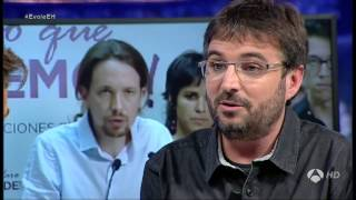 """Jordi Évole: """"Yo no quiero la independencia de Cataluña"""""""