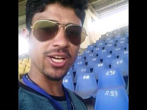 vivek thakur holkar cricket stadium indore