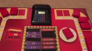 Deal or No Deal (Board Game) - Series 1, Episode 1