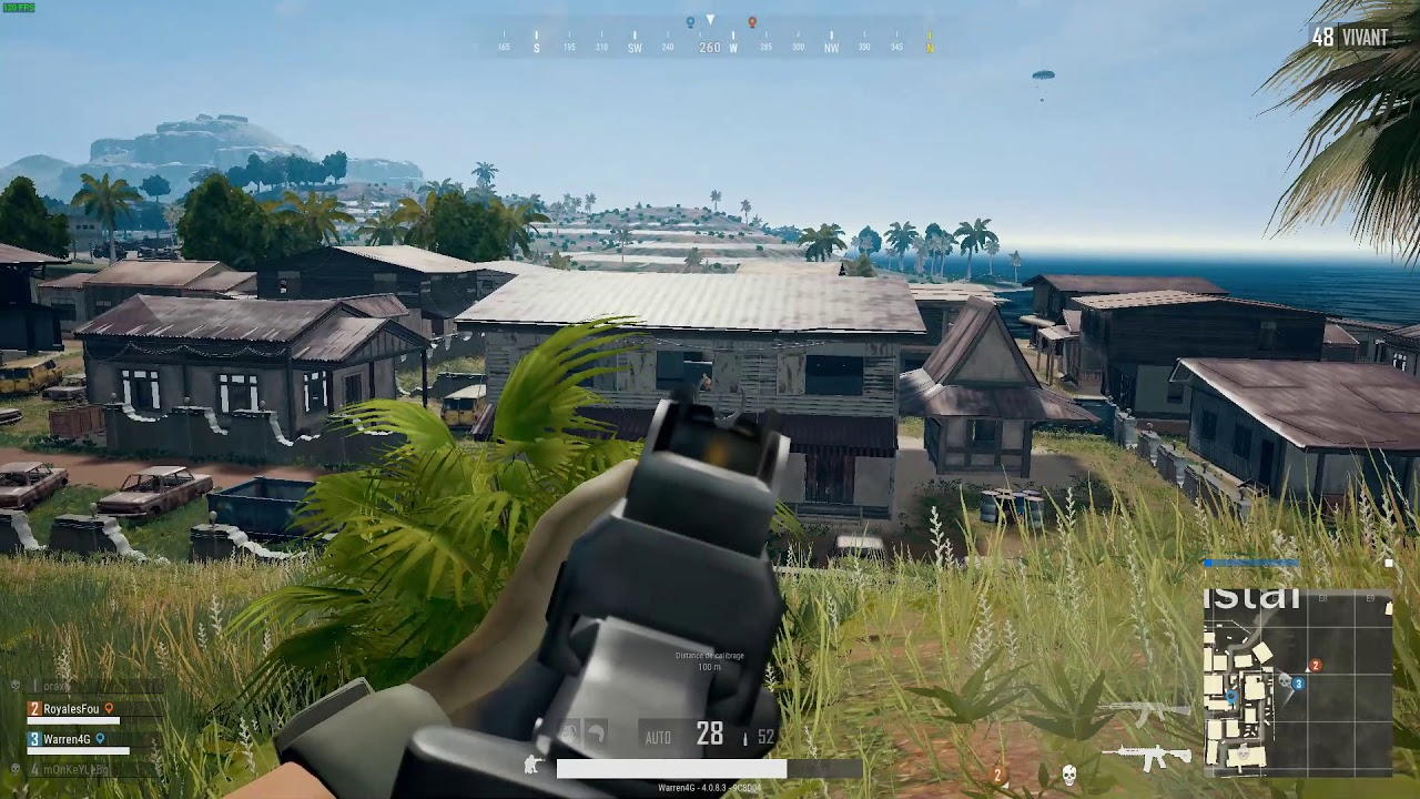 DOUBLE TURN PUBG FPP