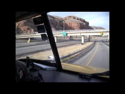 Viagem de Caminhao Twin Falls, ID - Jerome. ID - Flower Mound, TX
