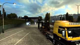 SU LOGISTIC™ Euro Truck Simulator 2 03.04.2016 Maden Konvoyumuz