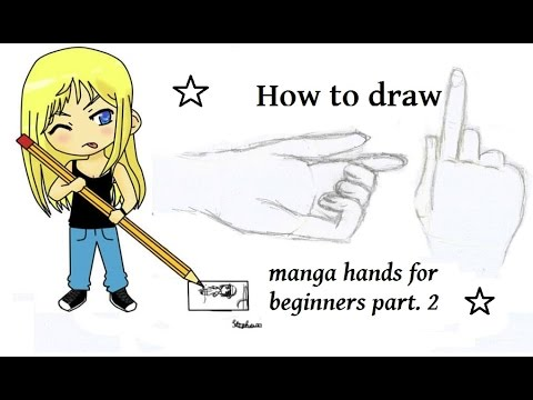 How To Draw Hands Beginners