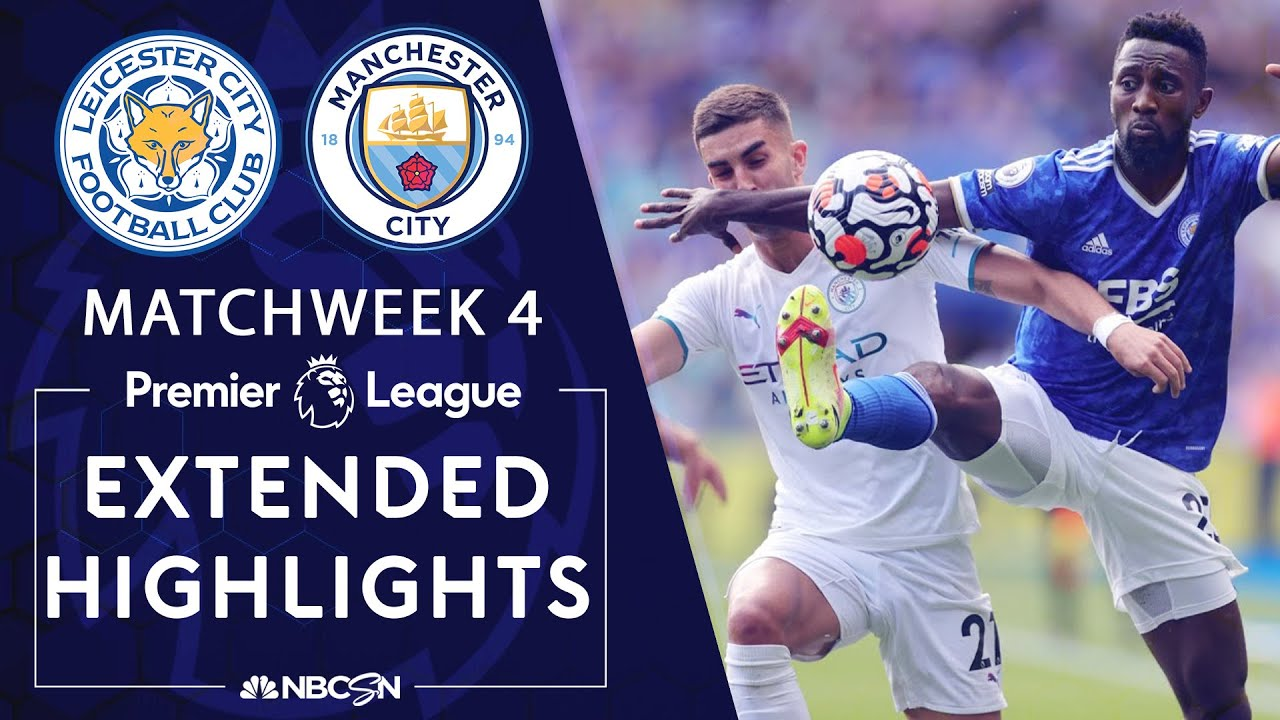 Download Leicester City v. Manchester City   PREMIER LEAGUE HIGHLIGHTS   9/11/2021   NBC Sports