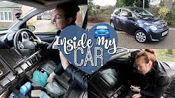 WHAT'S IN MY CAR? ♡   Brogan Tate