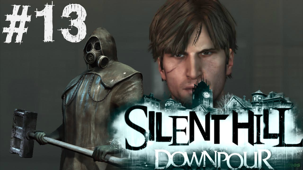 Silent Hill Downpour #13 /Bogeyman/ Sk PS3 Let's play ...