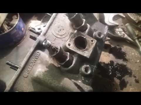 Фото к видео: в3 пассат 1.6тд ремонт мотора (1 часть.)
