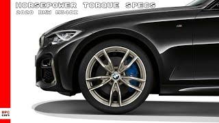 2020 Bmw M340i Horsepower Torque Specs Preview