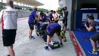 MotoGp PURE SOUND 2015 Sepang test #2