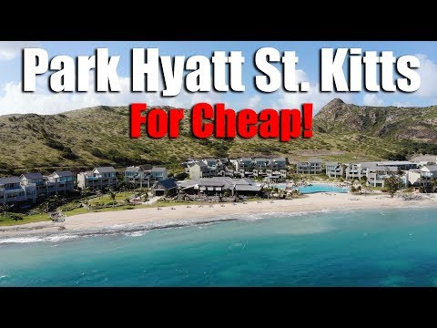 Park Hyatt St. Kitts - Do It For Cheap + Hotel Review