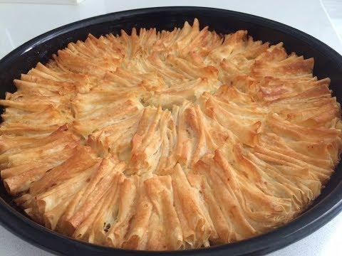 Pileli(Kıvırma) Börek Tarifi http://www.resimlinefisyemektarifleri.com/