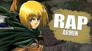 SHINGEKI NO KYOJIN RAP (Armin) - Quiero | Briox