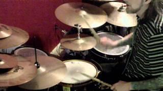 (Drum Cover) Metallica - Am I Evil?