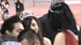 San Jacinto High School Homecoming Queen 2012 Part 2