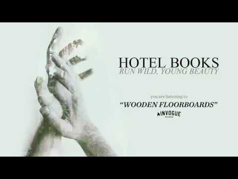 "Hotel Books ""Wooden Floorboards"""