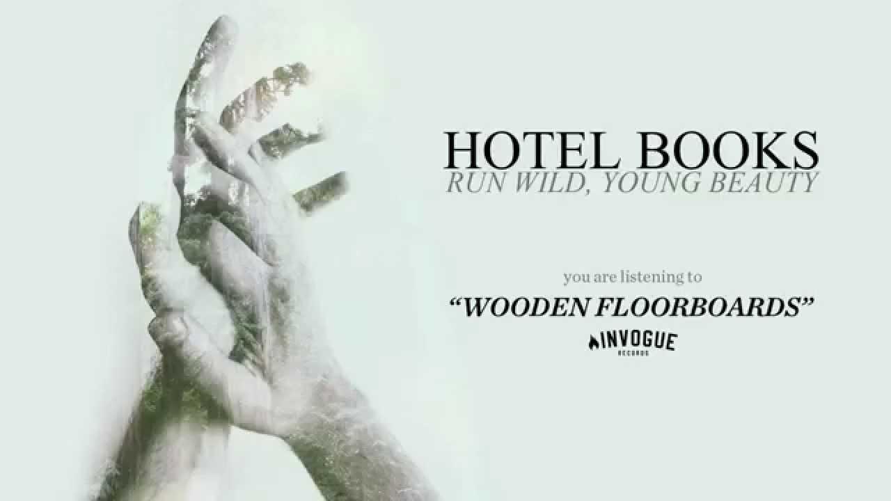 Hotel Books Wooden Floorboards