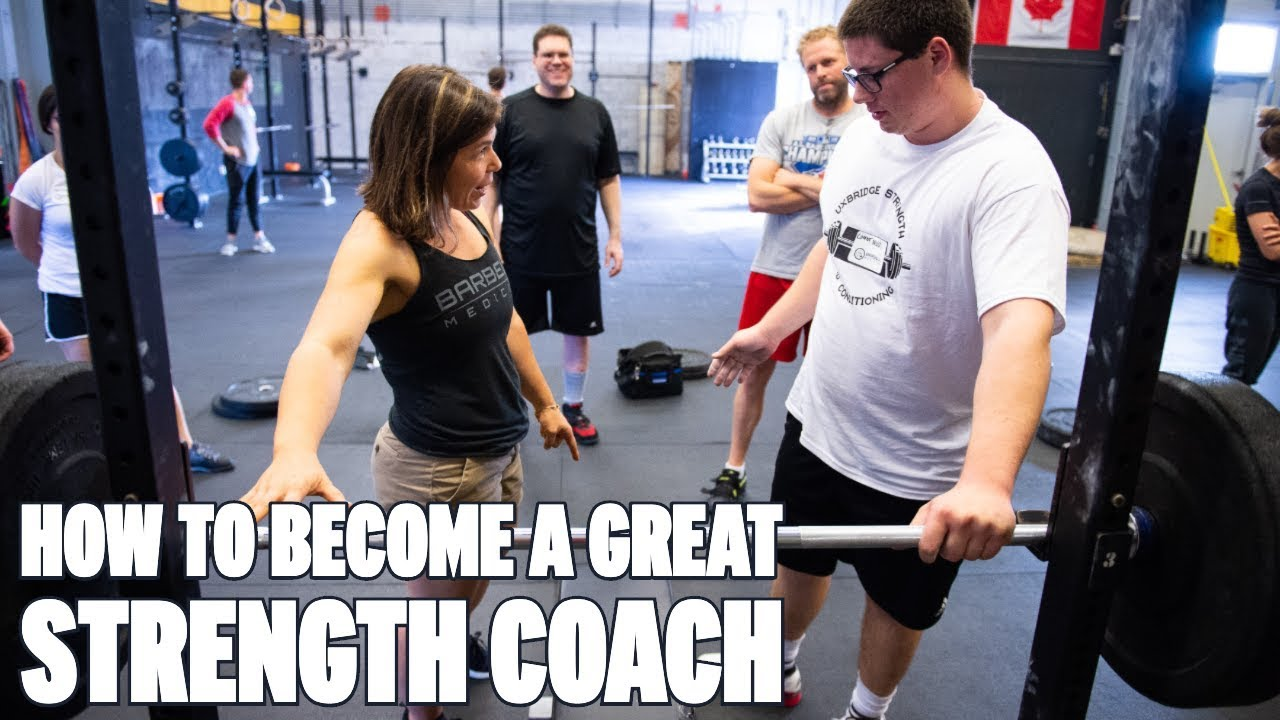 How to Become a GREAT Strength Coach (No Certification Needed)