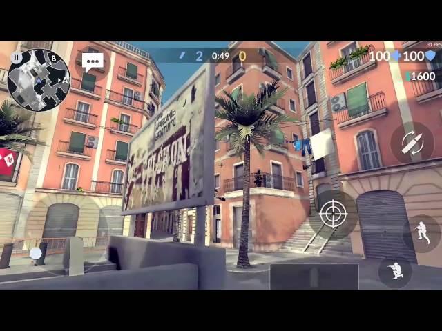 Critical Ops - Tips n Tricks Plaza