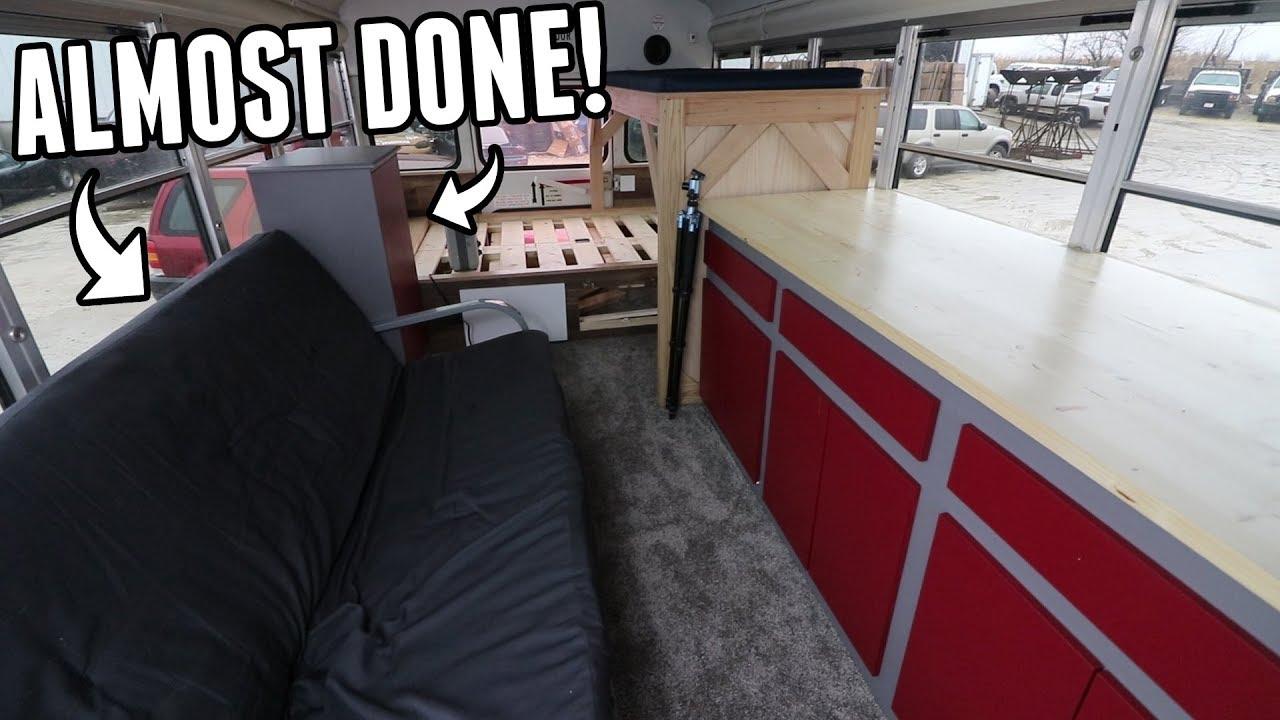 adventure-bus-build-pt-14-dresser-futon-window-trim