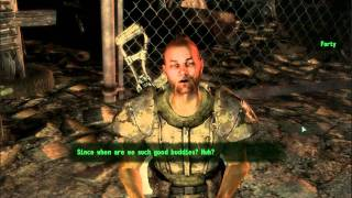 Fallout 3 Rescue from Paradise part 1 of 2