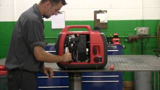 How to Change the Oil on a Honda Generator