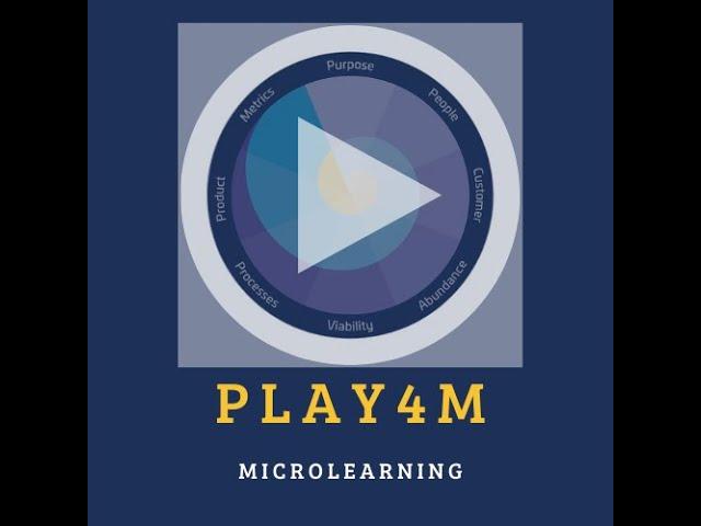 PLAY4M   1.Introducción Purpose Launchpad