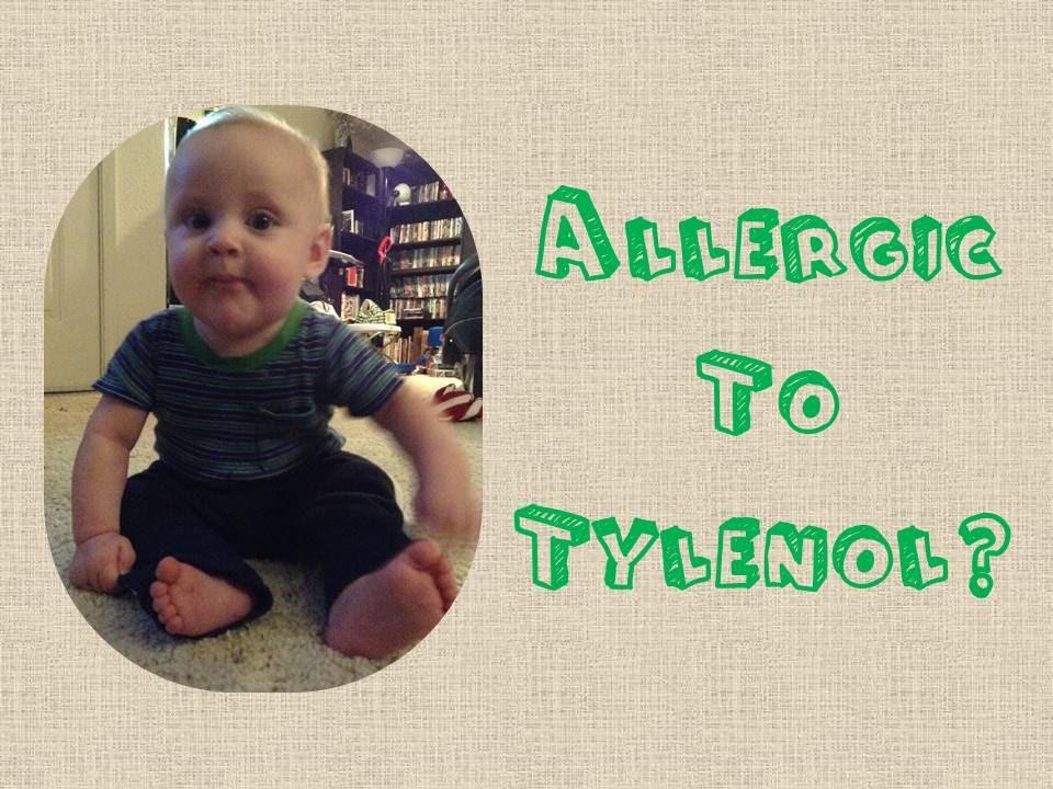 Allergic Reaction To Tylenol? - YouTube