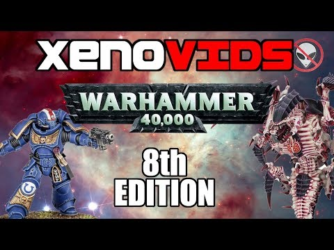 Chaos Space Marine 2000pt Nights Lords List 8th Edition