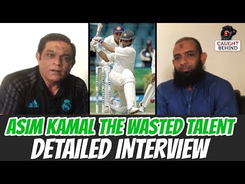 Asim Kamal The Wasted Talent | Detailed Interview | Caught Behind