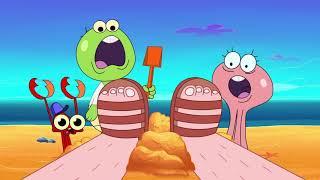 Зиг и Шарко | Туристы с02э35 | русский мультфильм | дети видео | мультфильмы |