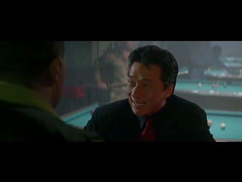 Jackie Chan Says The N Word