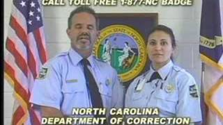 Symbol of Service - NC Dept of Correction