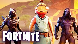 """""""Team Outfit"""" - Official Fortnite Block Party Short 