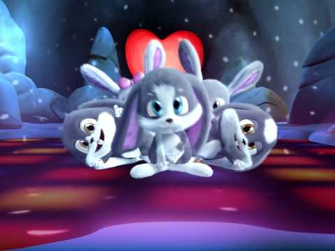 Schnuffel (Orelhinhas) - A Festa Dos Coelhinhos (Full Song) - Как поздравить с Днем Рождения