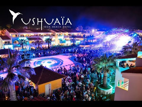 USHUAIA IBIZA deep & house session SUMMER 2018