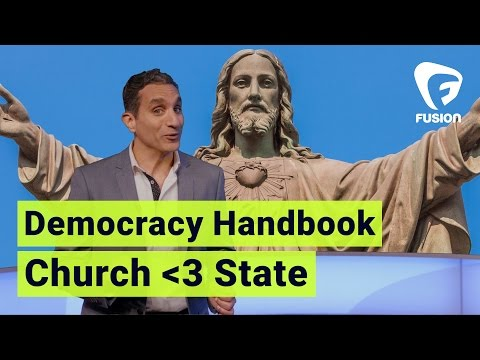 Church ᐸ3 State 4Ever • Democracy Handbook with Bassem Youssef Ep.9