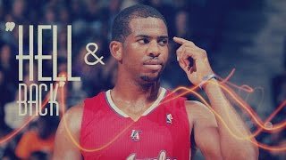 "Chris Paul Career Mix - ""Hell & Back"" ᴴᴰ"