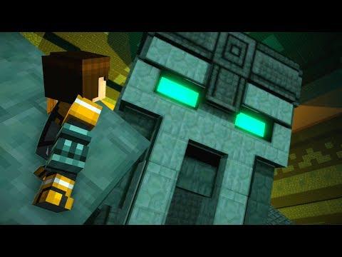 Minecraft: Story Mode - Unbeatable Colossus  - Season 2 - Episode 1 (6)