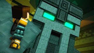 Minecraft: Story Mode - Unbeatable Colossus  - Season 2 - Episode 1 (6)