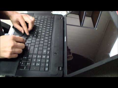 Toshiba C875 AC DC Power Jack Repair