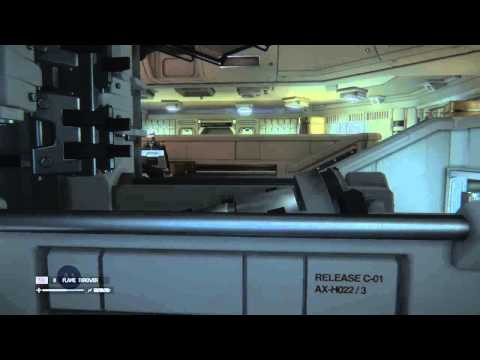 Alien: Isolation-How to Initialize the Distribution Conduit