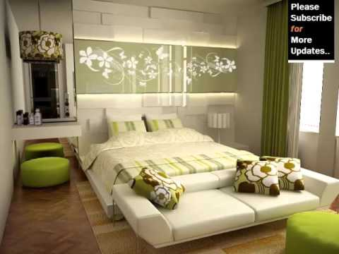 Green Color Decoration Room Decor Pictures