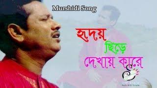 হৃদয় ছিঁড়ে দেখায় কারে | Salim Nizami | Murshidi Song | Shah Amanat Music | 2017