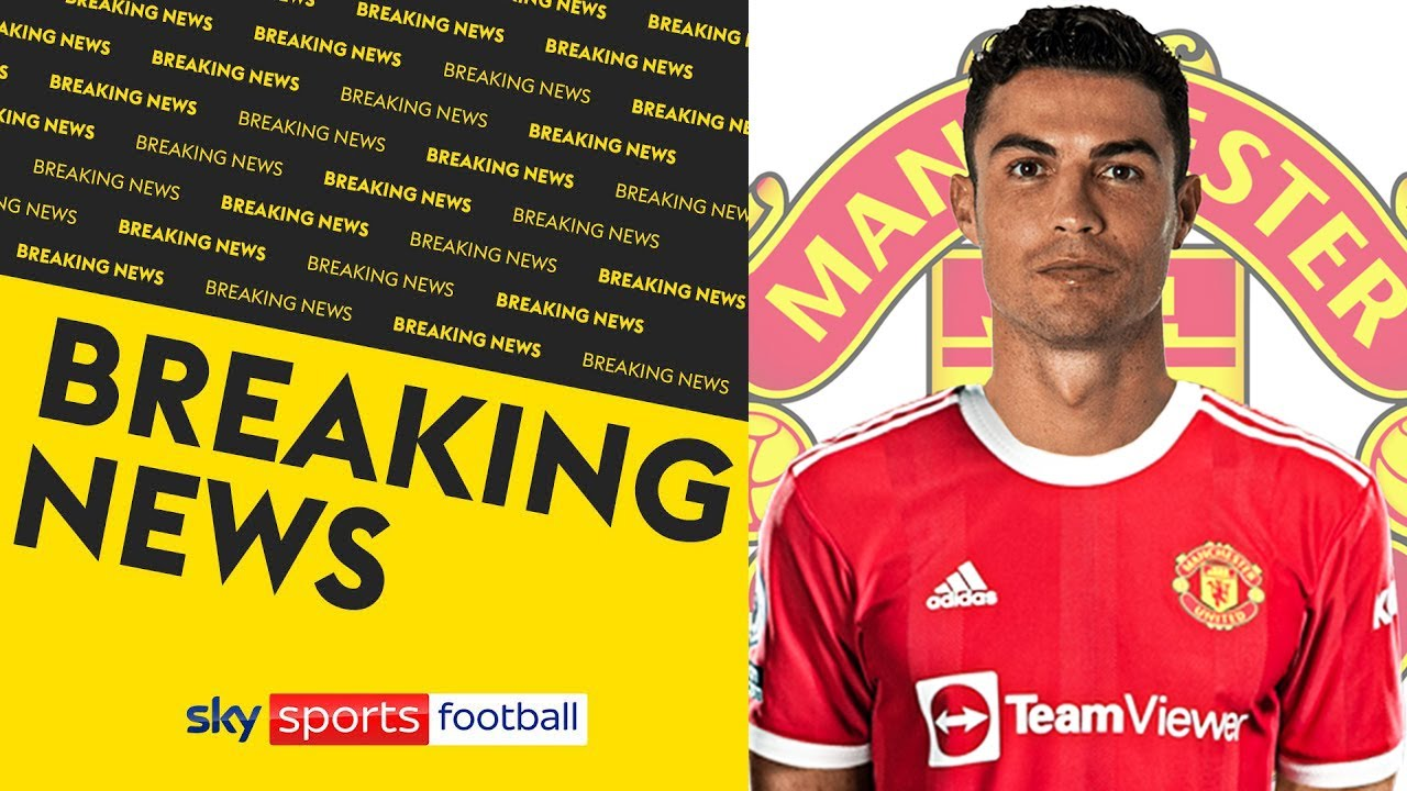 Manchester United reach agreement with Juventus for Ronaldo ...