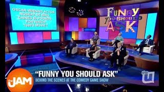 'Funny You Should Ask': Behind the Scenes at the Comedy Game Show