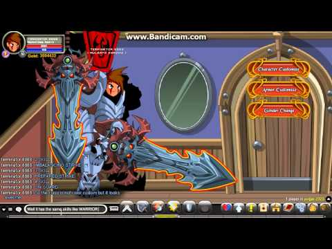 =AQW= Warlord Class Overview and Test