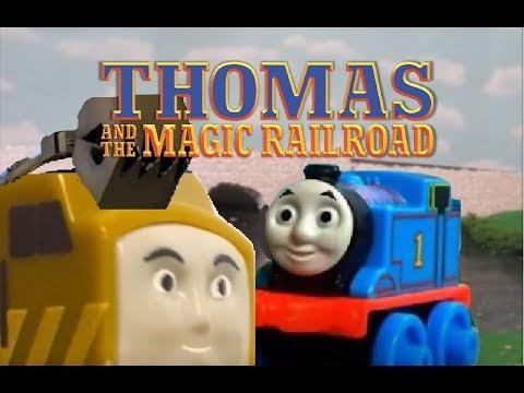 Thomas & the Magic Railroad CHASE Remake  MINIS  Thomas & Friends